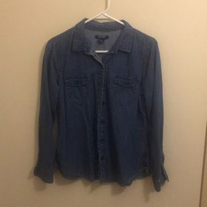 Old Navy Chambray Shirt